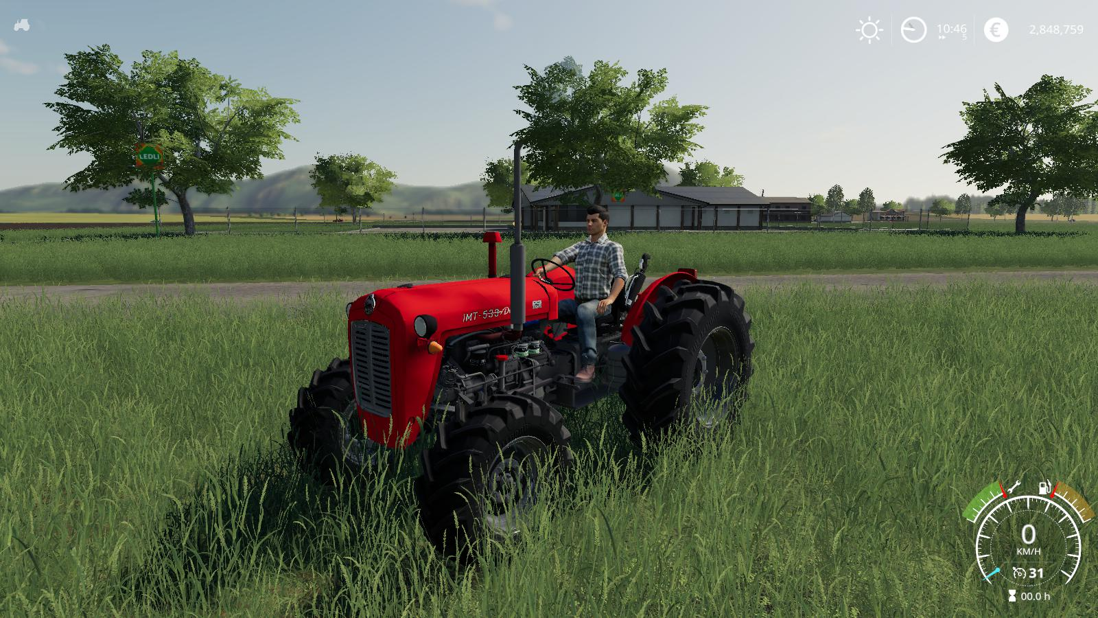 IMT 533 v 1 0 | FS19 mods, Farming simulator 19 mods
