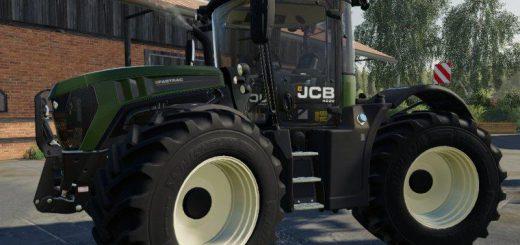JCB Fastrac 4220 FSM-Edition v 1.0