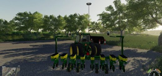 JD 1760 Planter 8Row dyn Hoses v 1.0