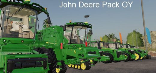 John Deere Pack OY MP v 19.5