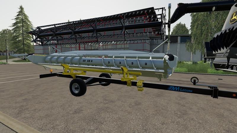 John Deere T560i Pack v 1.0
