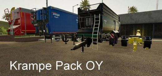 Krampe Pack OY MP v 19.5