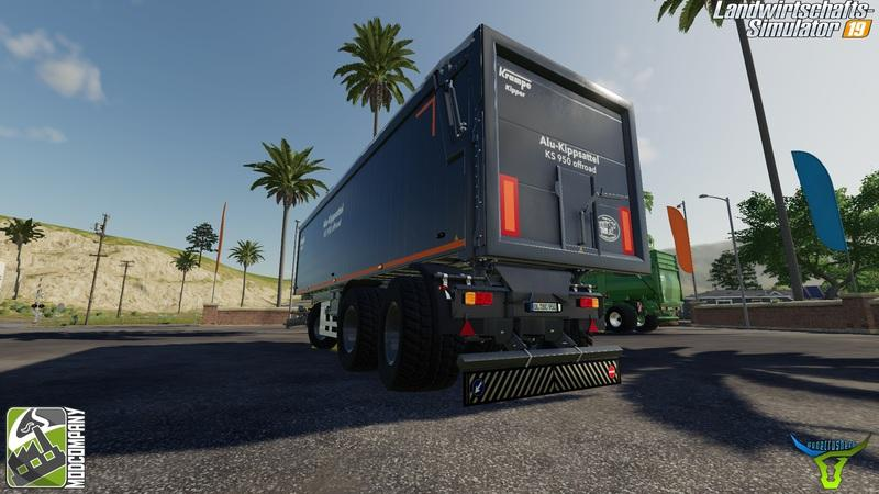 Krampe Trailer Pack by Bonecrusher6 v 2.0.1