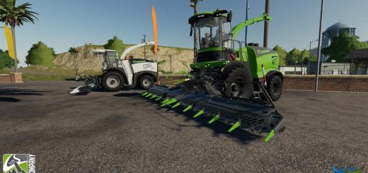 Krone Ernter Pack by Bonecrusher6 v 2.0