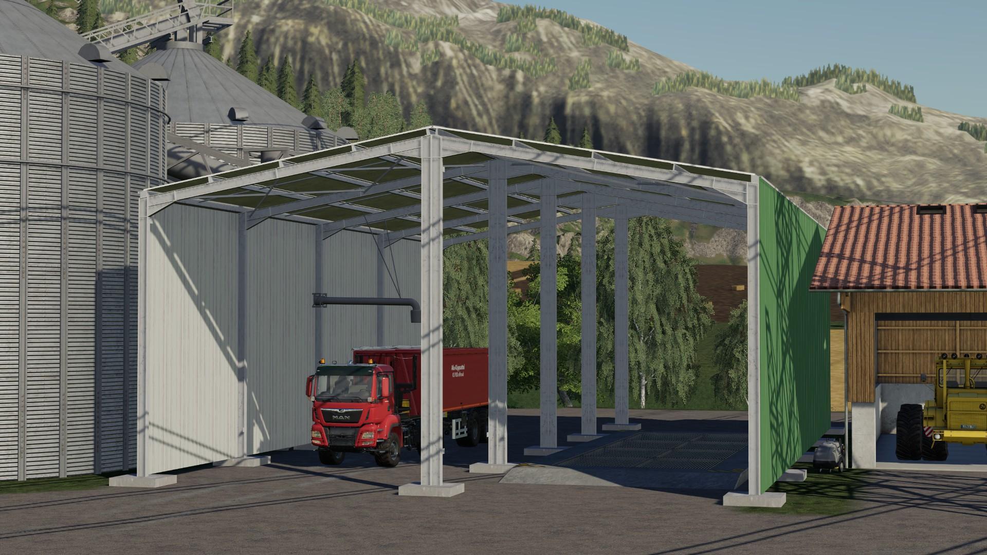 Large silo facility v 1.1