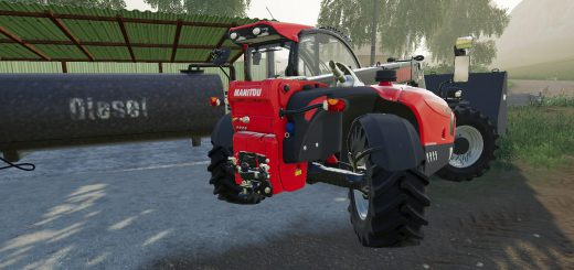 MANITOU CAT-Edition v 1.0