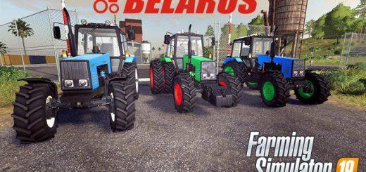 MTZ 1221 Belarus v 1.4.3.0