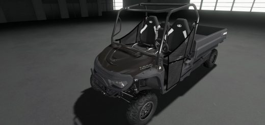 Mahindra Retriever Longbox Utility Color Edition V 1.0