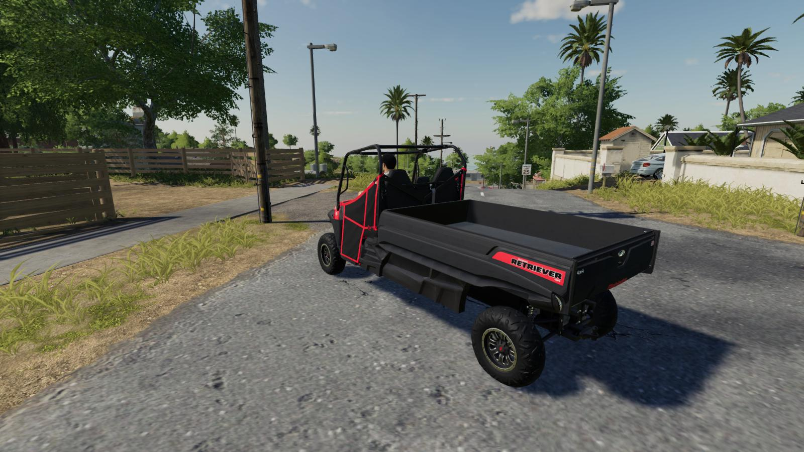Mahindra Retriever Utility Longbox Cab Edition v 1.0