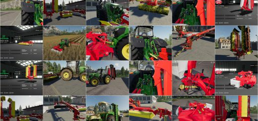Mower pack v 1.0.2