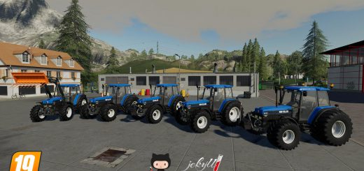 New Holland 40er Serie v 1.0