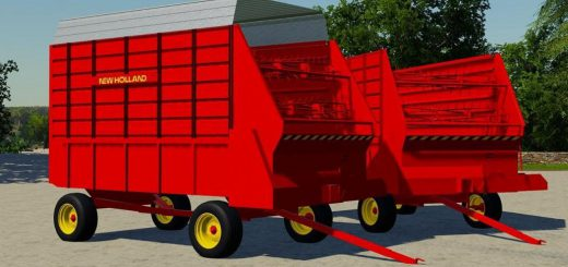 New Holland 716 ForageBox v 1.0
