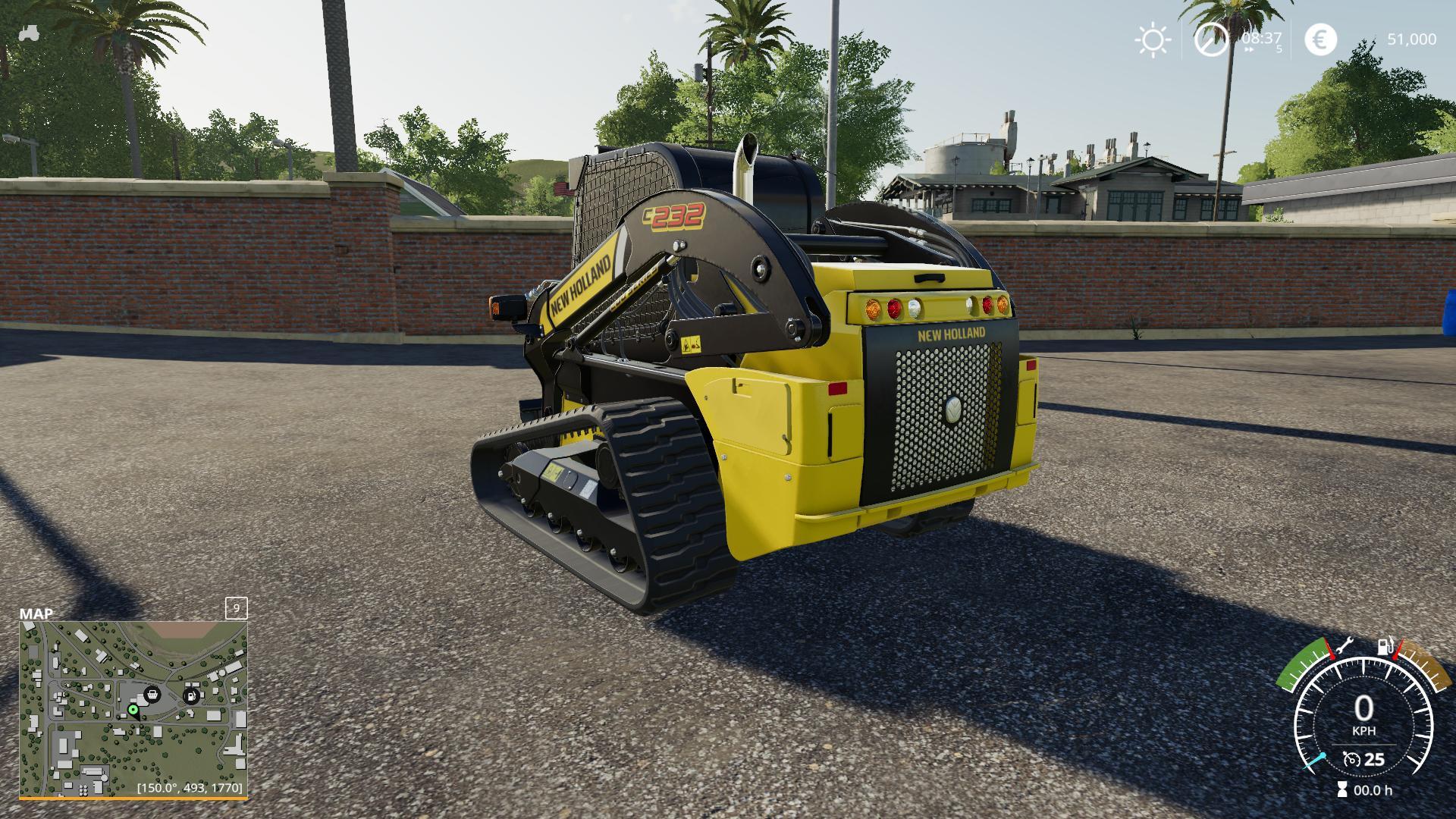 New Holland C232 v 1.0