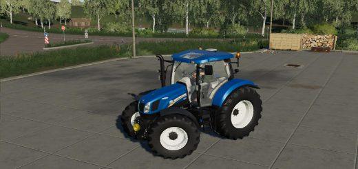 New Holland T6 v 1.1