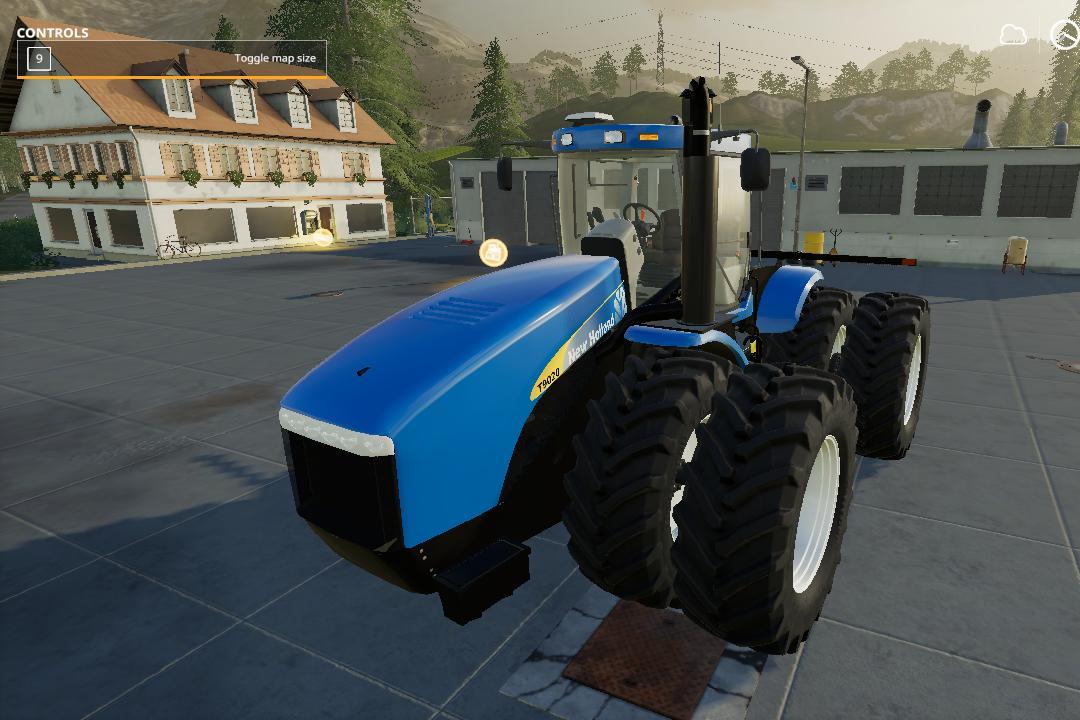 New Holland T9000 Series v 1.0