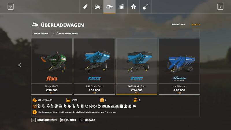 Over loading wagons modded v 1.0