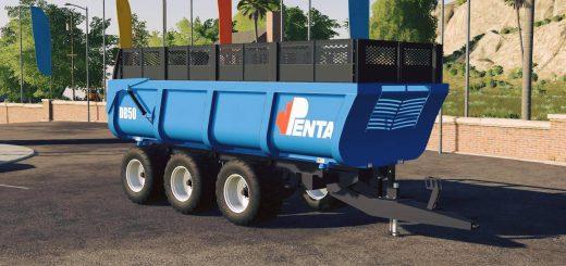 Penta DB 50 trailer v 1.0