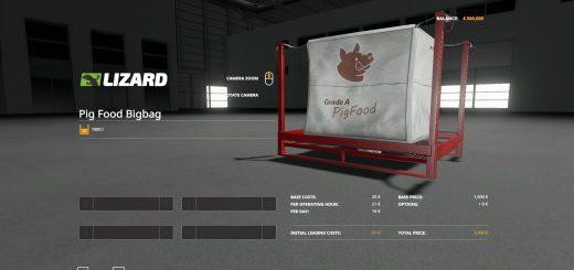 Pig food 40,000 lbs v 1.0.0.4