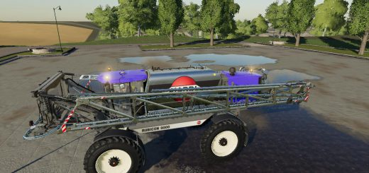 Powered Sprayer Pack v 1.0