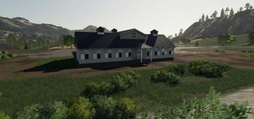 Ridinghall v 1.0