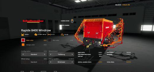 Schuitemaker Rapide 8400 v 1.0