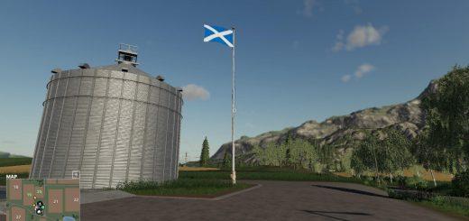 Scotland Flag v 1.0.1
