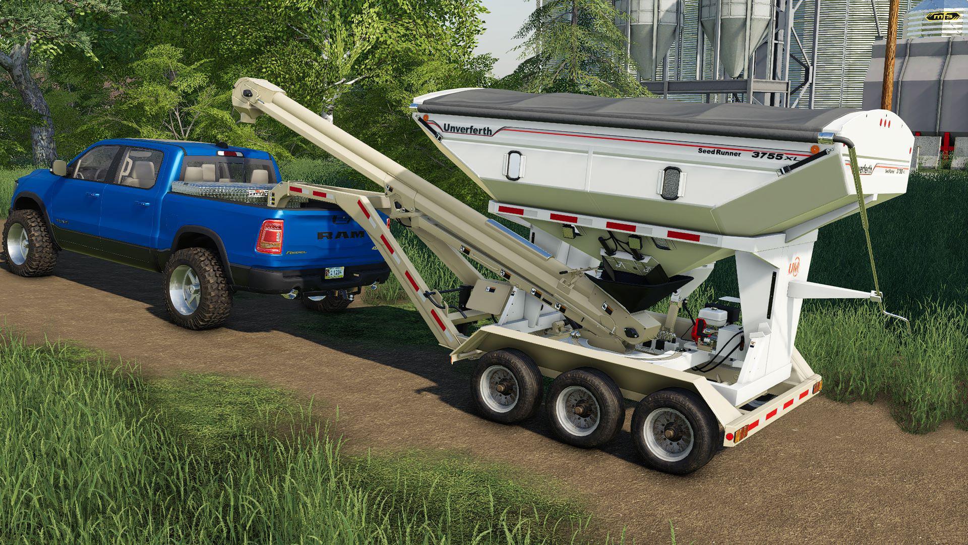 Seed Runner 3755 XL v 1.0