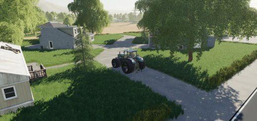 Sherwood Park Farm Beta by Oli5464