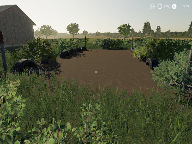 Small Bunker Silo v 1.0