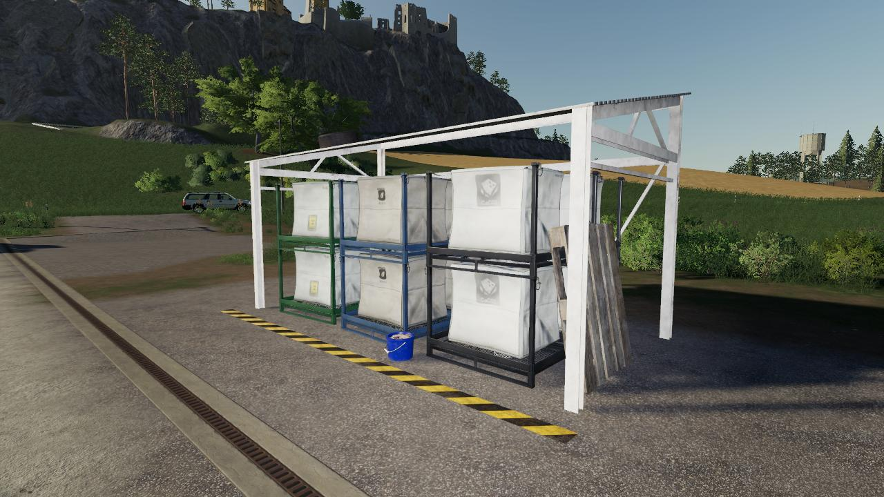 Small Supplies Depot v 1.0