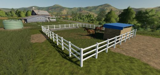 Small horse paddock v 1.0