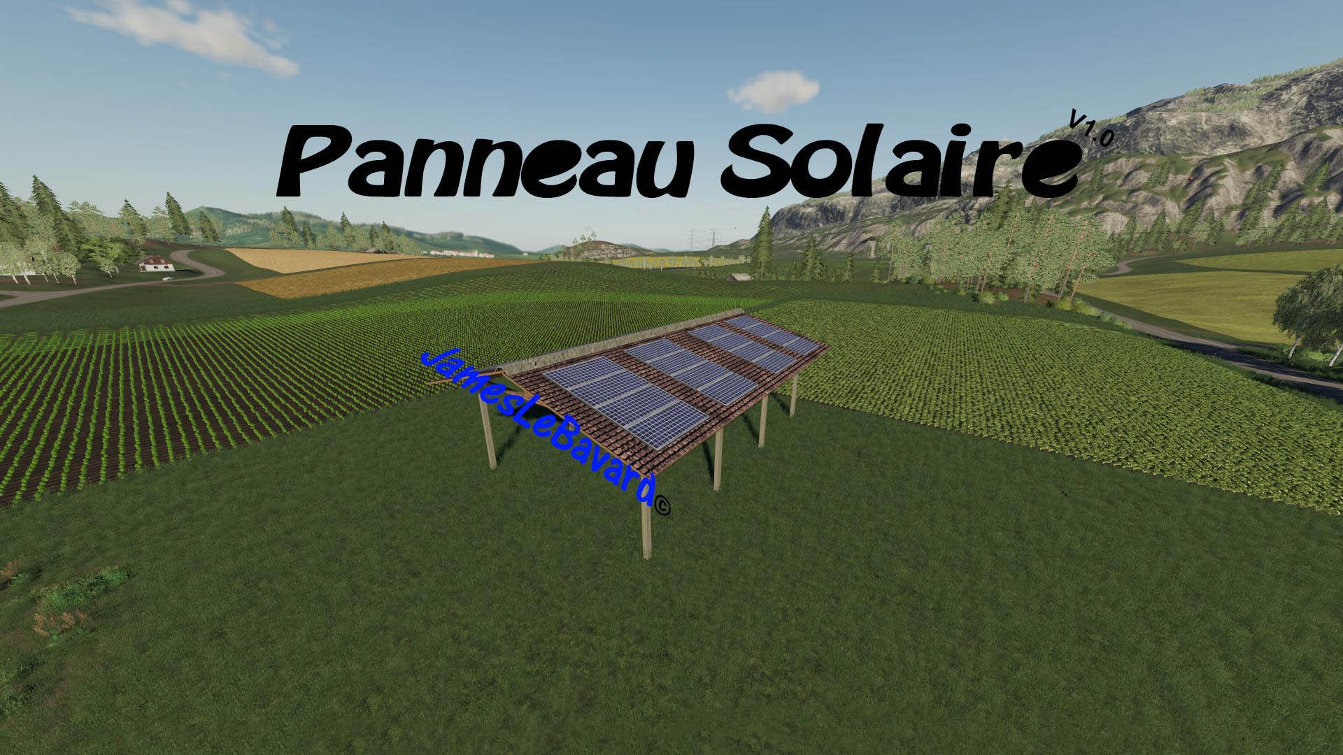 Solar Shed v 1.0