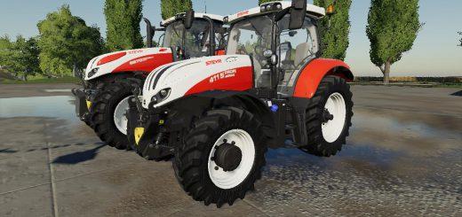 Steyr Tractor Pack v 1.0