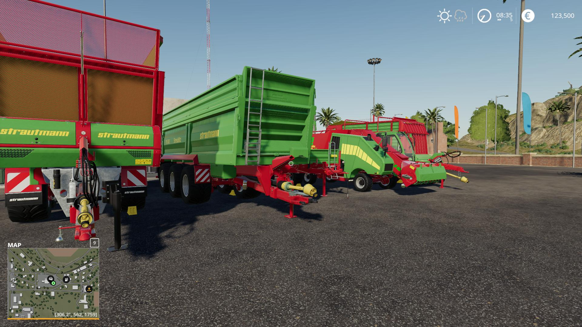 Strautmann Pack OY MP v 19.6