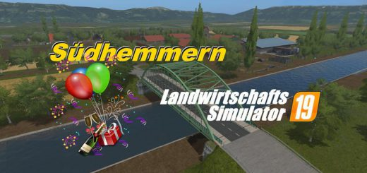 Sudhemmern Map v 1.0