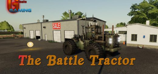 The Battle Tractor v 1.0