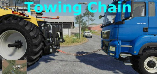 Towing Chain v 1.1
