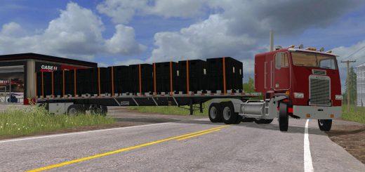 Transcraft Eagle Flatbed v 1.0