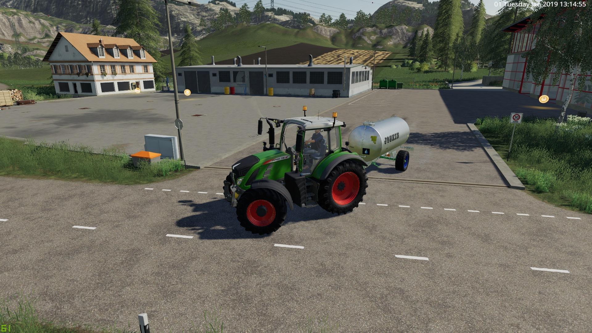 Transportfass 7300 v 1.0