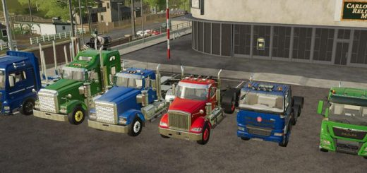 Truck Pack OY mp v 19.8