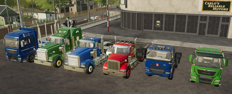 Truck Pack OY mp v 19.8