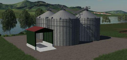 Twd Getreide lager v 2.0