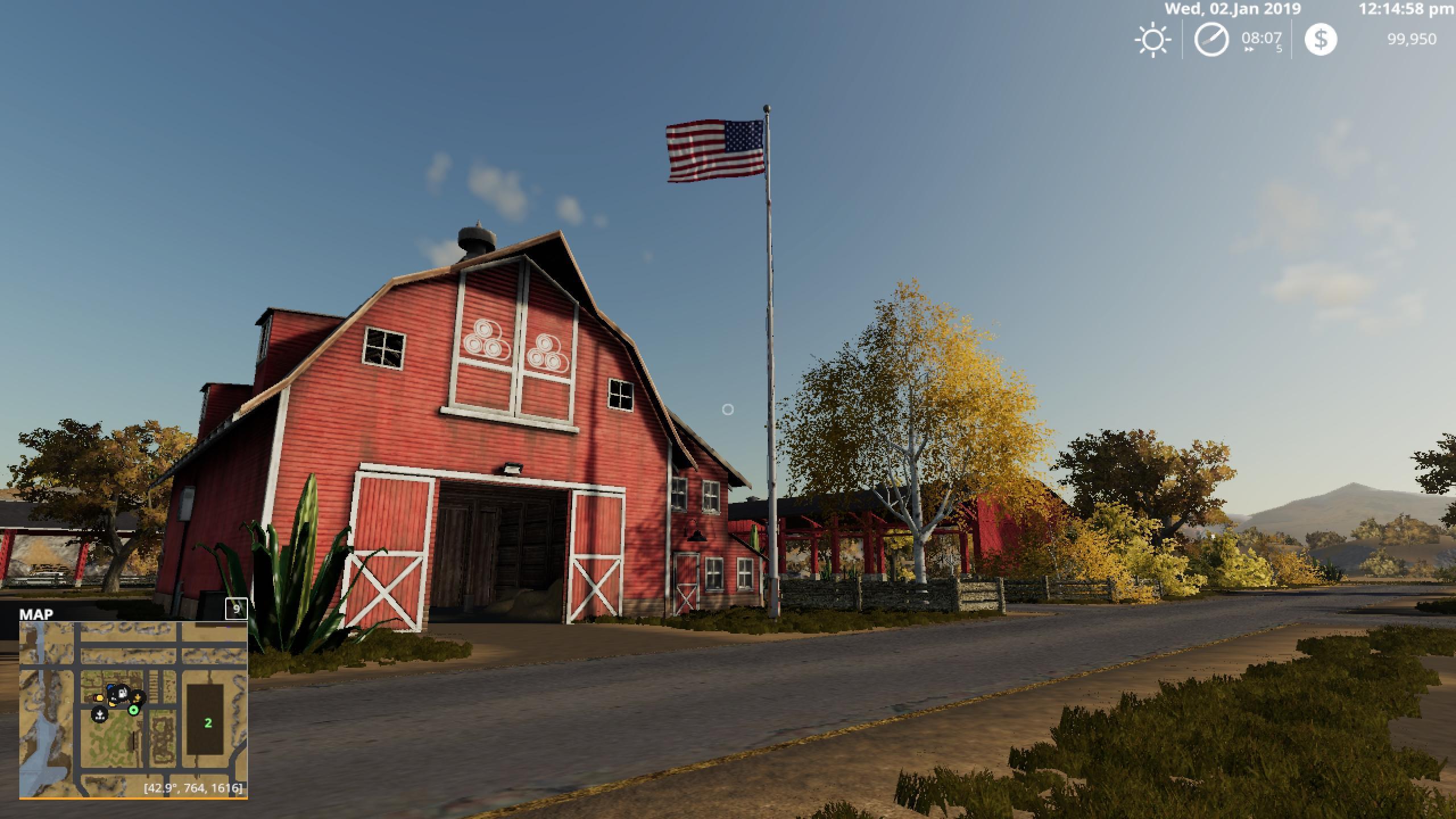 USA Flag v 1.0.1