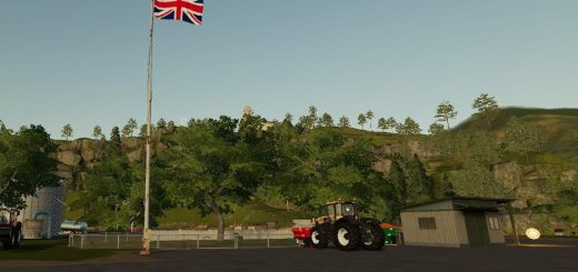 United Kingdom Flag v 1.0