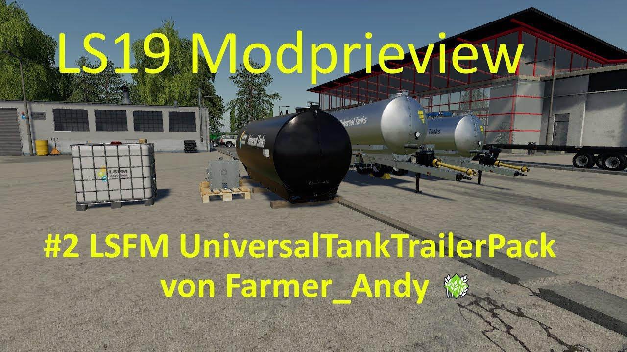 LSFM Universal Tank Pack v 1.0.0.1