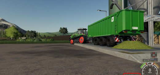Unlimited capacity Kroeger TAW v 1.2