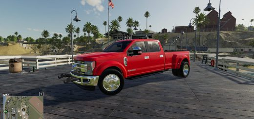 Updated 2019 Ford F450 Platinum v 3.0