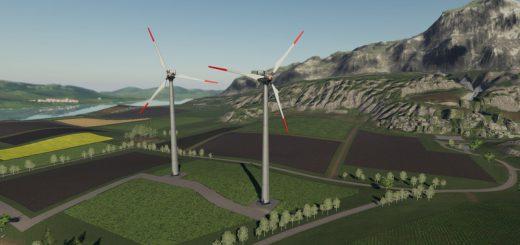 Vestas Windturbine V 1.0