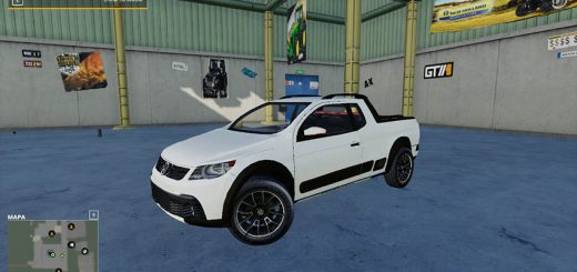 VolksWagen Saveiro Cross G5