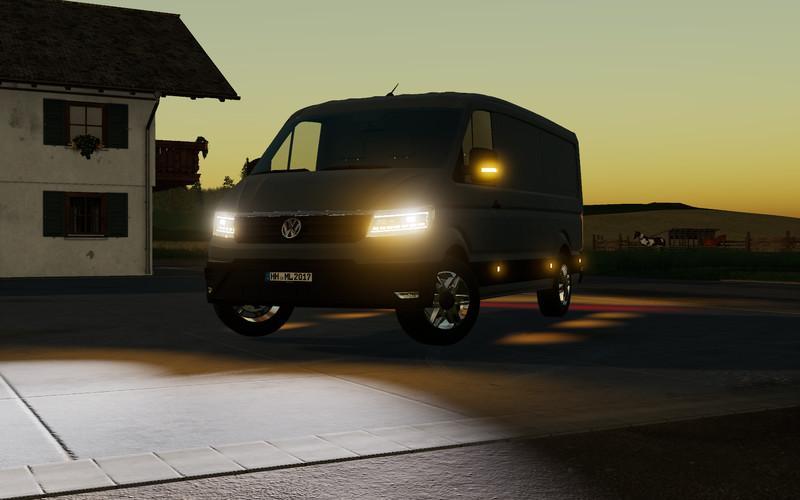 Volkswagen Crafter 2017 v 0.5
